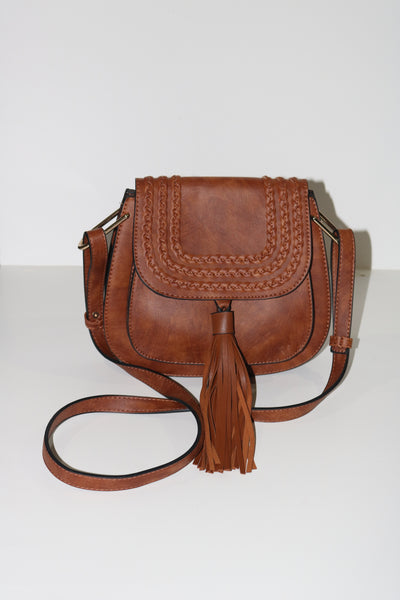 Harmony Vegan Leather Handbag