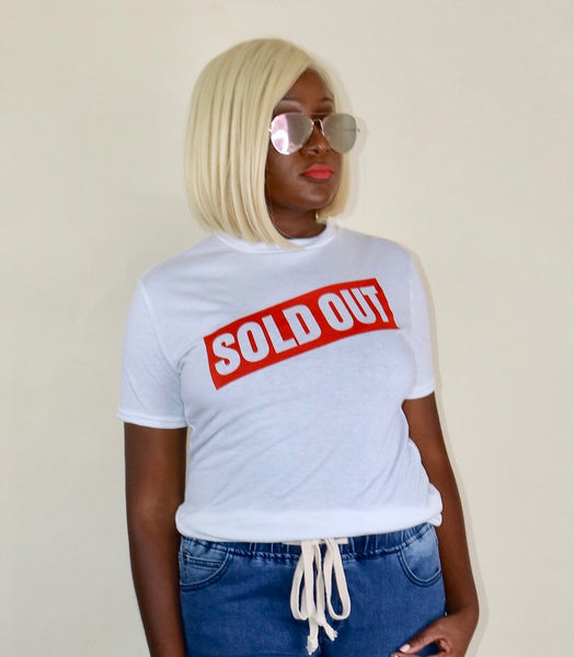 Sold Out Tees