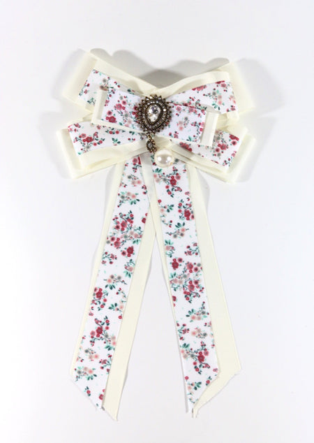 Hello Darling Bowtie Brooch