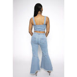 Sweet Temptation Denim Set