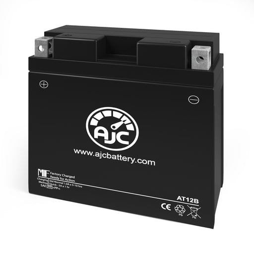 AJC® AT12B Powersports Replacement Battery
