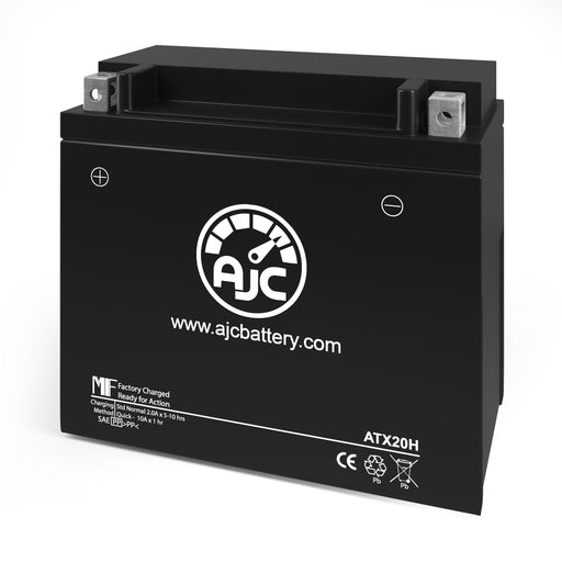 AJC® ATX20H Powersports Replacement Battery