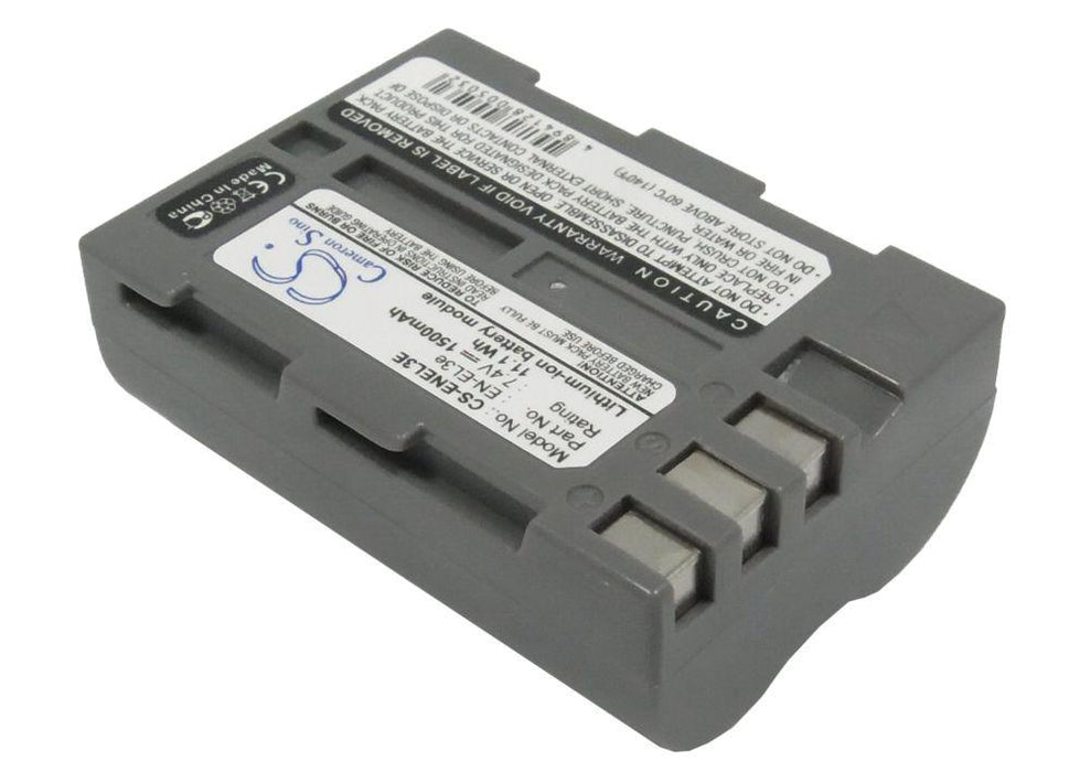 Nikon D100 D200 D300 D300S D50 D70 D700 D70s D80 D Replacement Battery-2