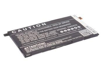 Sony Ericsson Amami Amami Maki D5503 M51w SO-02F X Replacement Battery-3