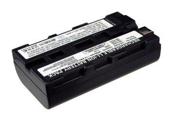 BLAUPUNKT ERC884 2000mAh Replacement Battery-2