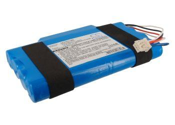 Fukuda Denshi DS7100 Denshi DS-7100 5400mAh Replacement Battery