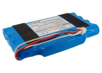 Fukuda Denshi DS7100 Denshi DS-7100 5400mAh Replacement Battery-2
