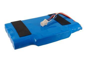 Fukuda Denshi DS7100 Denshi DS-7100 5400mAh Replacement Battery-4