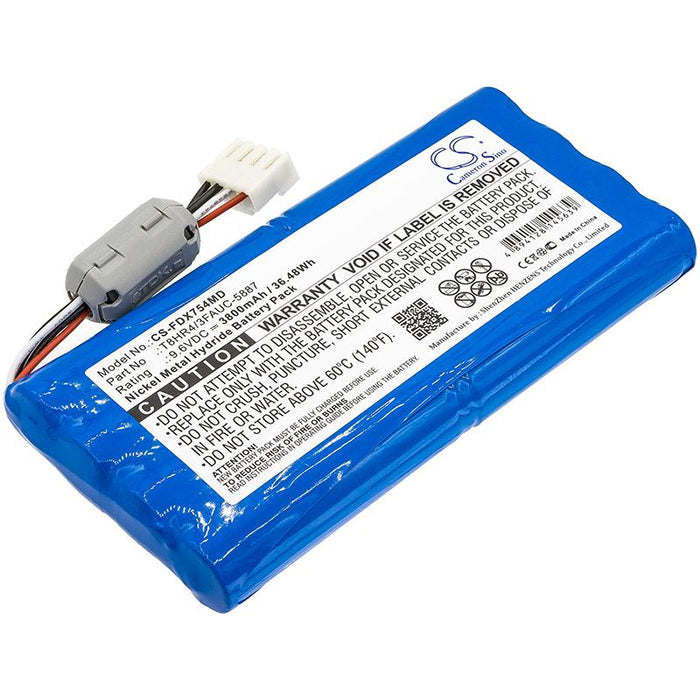 Fukuda FCP-7541 FX-7540 FX-7542 Replacement Battery