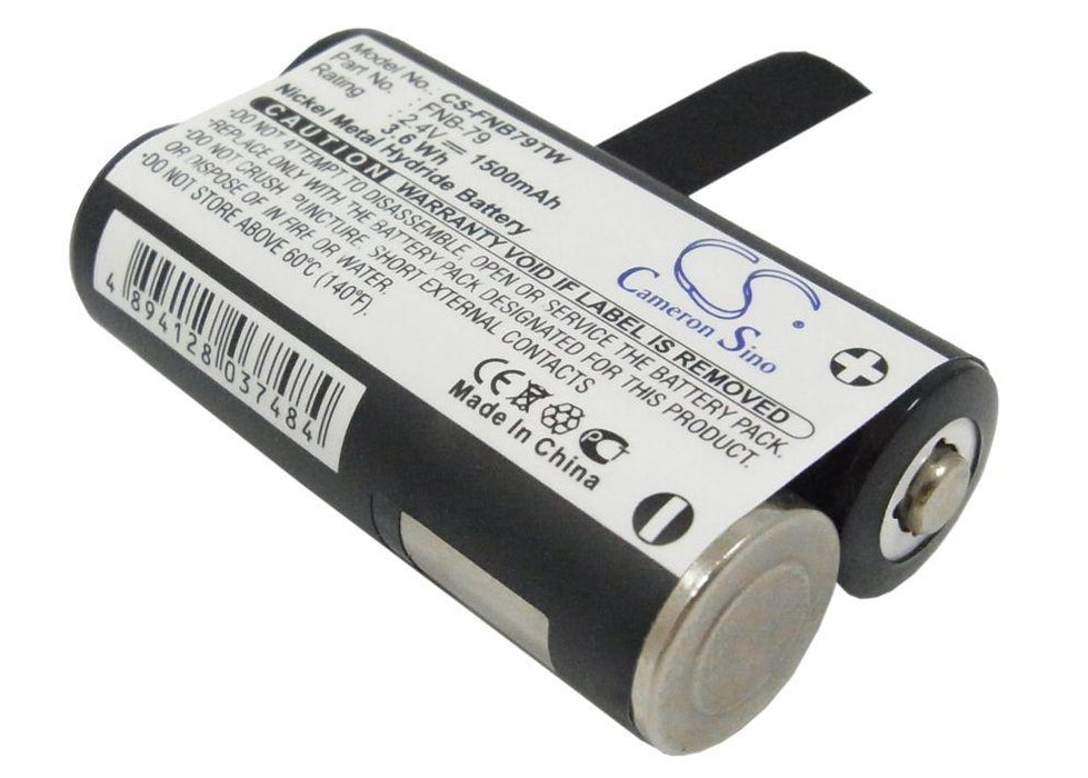 YAESU VR-120 Replacement Battery-2