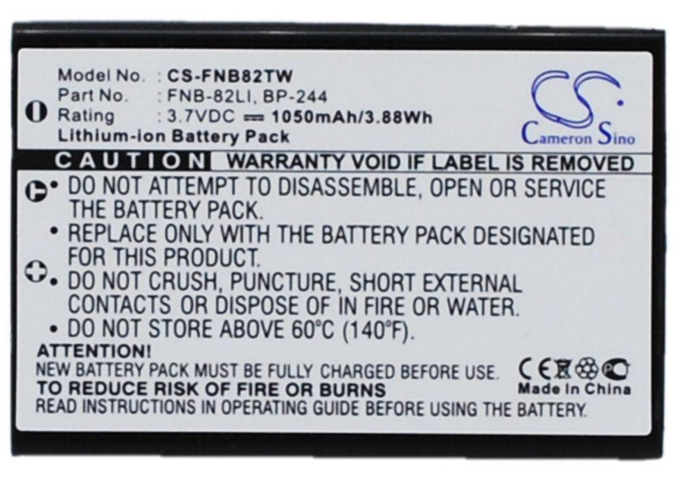Dynascan AD-09 Replacement Battery