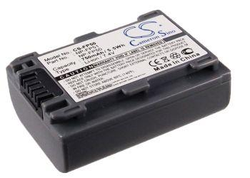 Sony DCR-30 DCR-DVD103 DCR-DVD105 DCR-DVD1 750mAh Replacement Battery