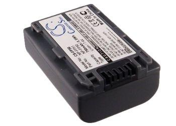 Sony DCR-30 DCR-DVD103 DCR-DVD105 DCR-DVD1 750mAh Replacement Battery-2