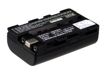 Sony CCD-CR1 CCD-CR1E Cyber-shot DSC-F505 Cyber-sh Replacement Battery-3