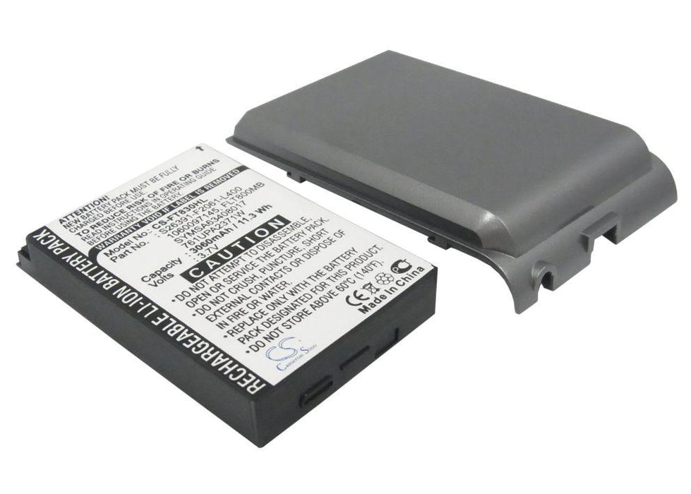Fujitsu Loox T800 Loox T810 Loox T830 3060mAh Replacement Battery
