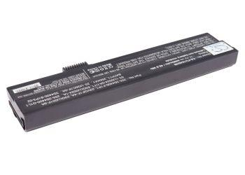 Averatec 5500 6100A 6110 4400mAh Replacement Battery-2