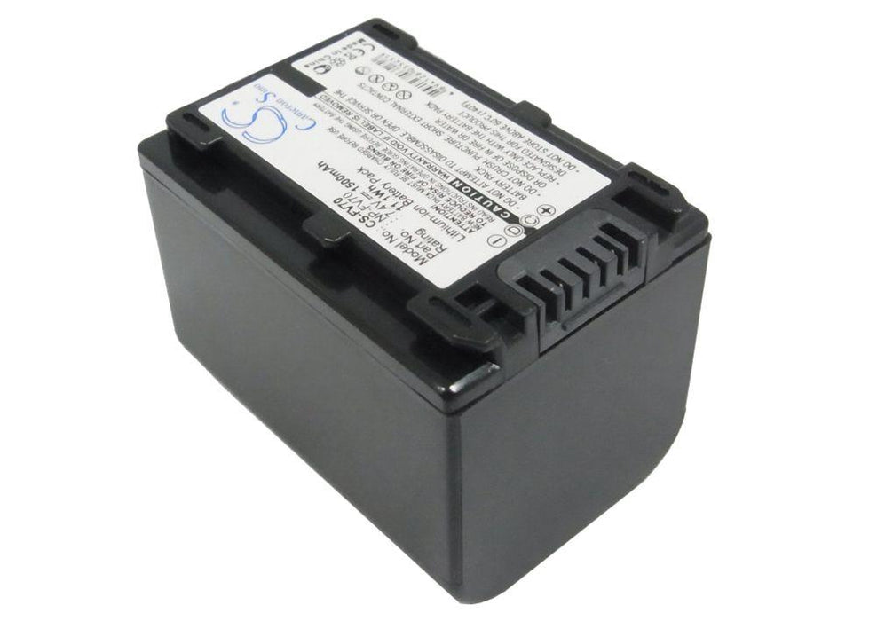 Sony   DCR-DVD308E   DCR-DVD650E   DCR-HC48E   DCR Replacement Battery-2