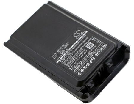 YAESU VX230 VX-230 VX-231 VX231L VX-231L V 2600mAh Replacement Battery