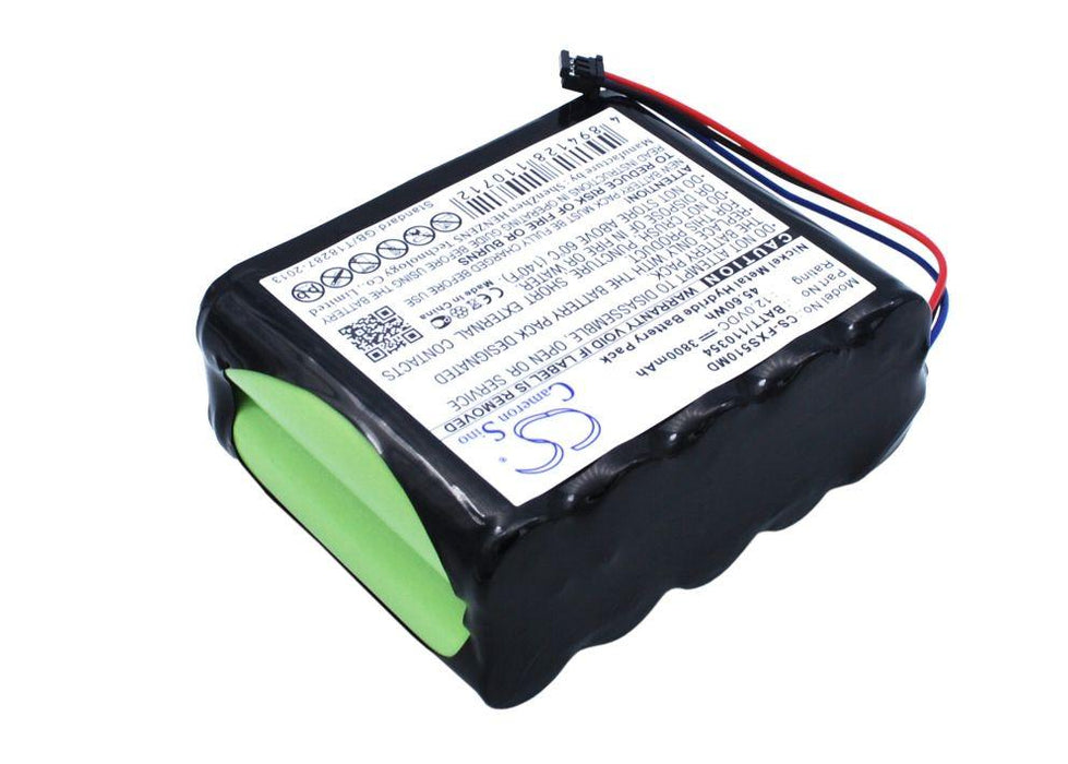 Fukuda Monitor DS5100 Replacement Battery-2