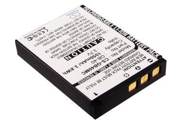 GE E1030 E1040 E1050TW E1240 E1250TW E850 H855 Replacement Battery-2
