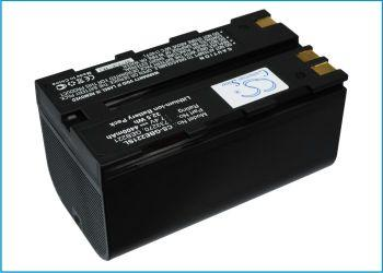 Leica ATX1200 ATX900 Flexline total statio 4400mAh Replacement Battery-2