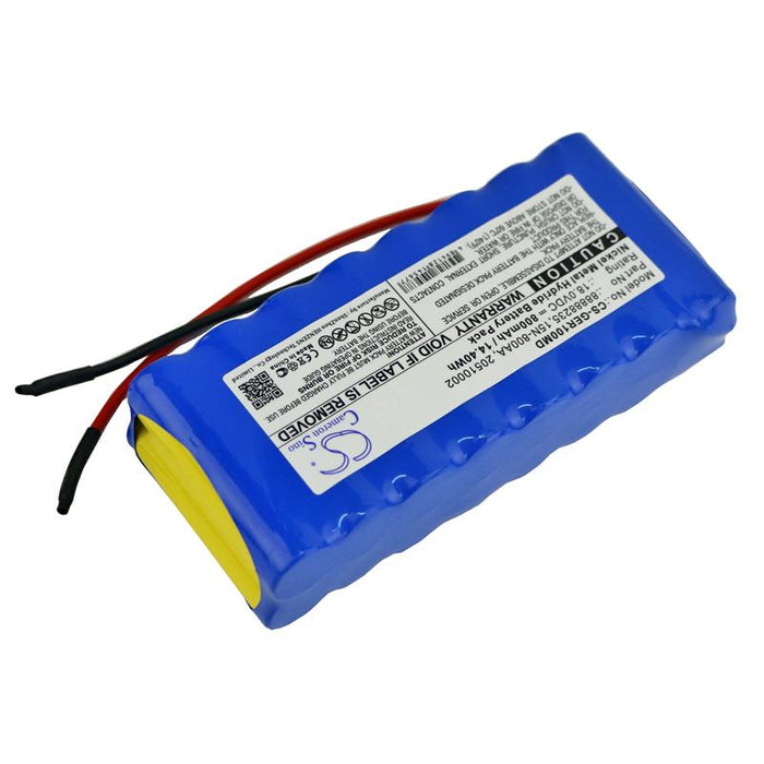 GE Responder 1000 Responder 1100 SCP 840 SCP 912 S Replacement Battery-2