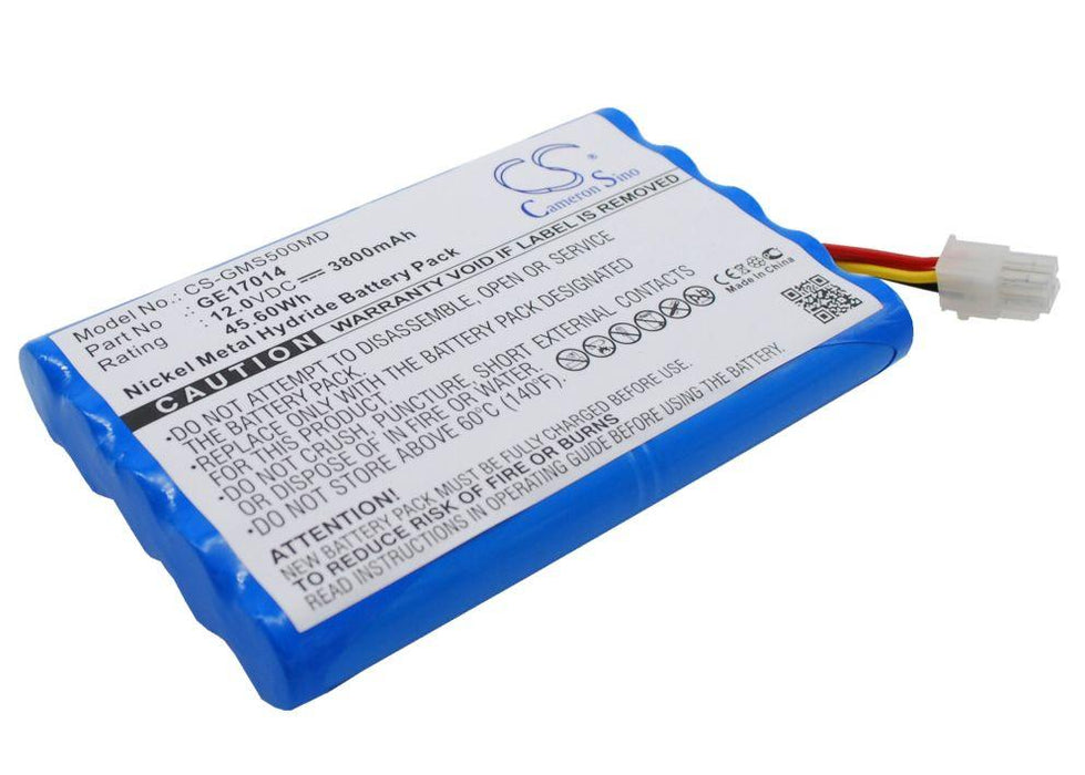 GE Datex-Ohmeda S/5 Datex-Ohmeda S/5 PATIENT MONIT Replacement Battery-2