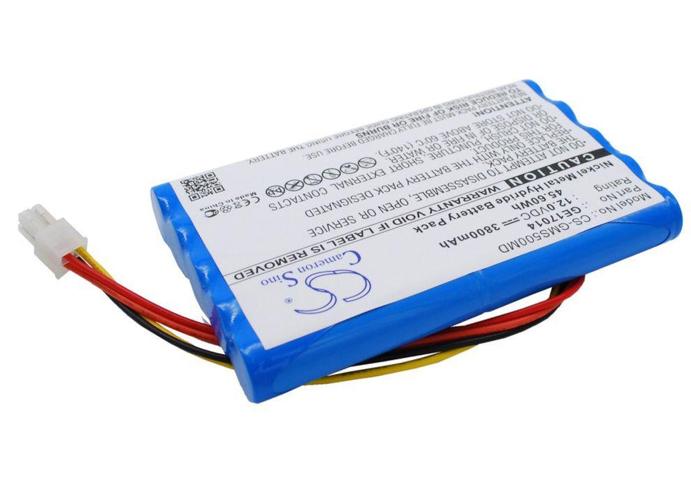 GE Datex-Ohmeda S/5 Datex-Ohmeda S/5 PATIENT MONIT Replacement Battery-3