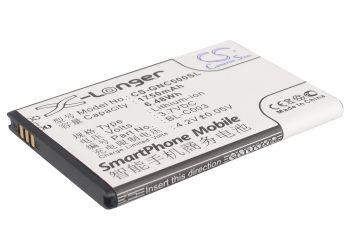 GIONEE C500 C600 Replacement Battery
