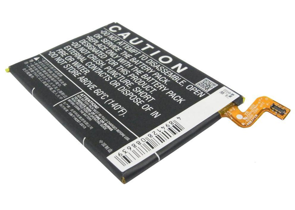 GIONEE E7 Elife E7 Replacement Battery-4