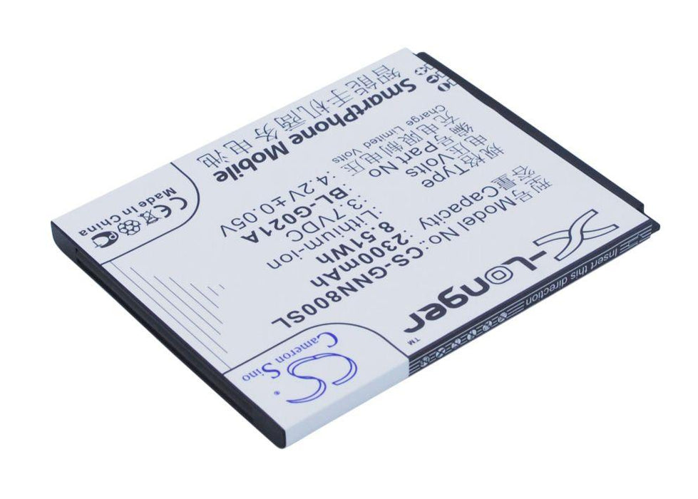 Xolo Q800 Replacement Battery-2