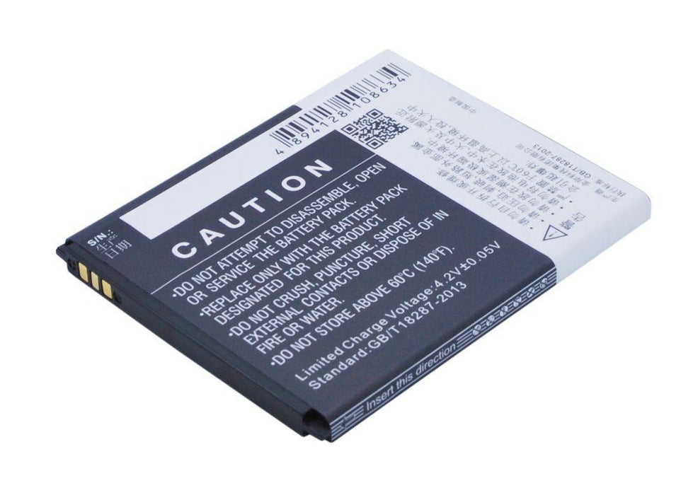 Xolo Q800 Replacement Battery-3