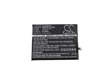 GIONEE GN8002 M6 Plus Replacement Battery-3