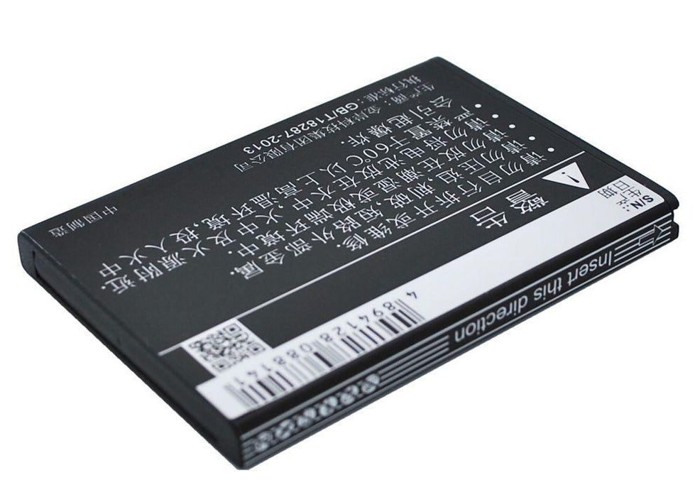 GIONEE V182 Replacement Battery-4