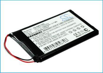 Garmin Nuvi 1100 Nuvi 1100LM Li-ion Black 1000mAh Replacement Battery