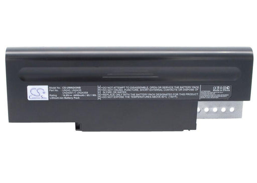 Uniwill N243 N244 Replacement Battery