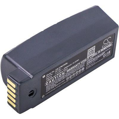 Vocollect A700 A710 A720 A730 Talkman A700 2500mAh Replacement Battery