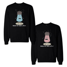 Salt And Pepper Couple Sweatshirts Cute Matching Gifts For Christmas