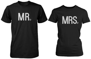 Mr and Mrs Matching Couple Shirts Great Gifts for Holidays