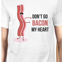 Bacon And Egg Matching Couple Gift Shirts White Funny Parents Gifts