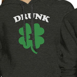 Drunk1 Drunk2 Best Friend Matching Hoodies Gift For St Patricks Day