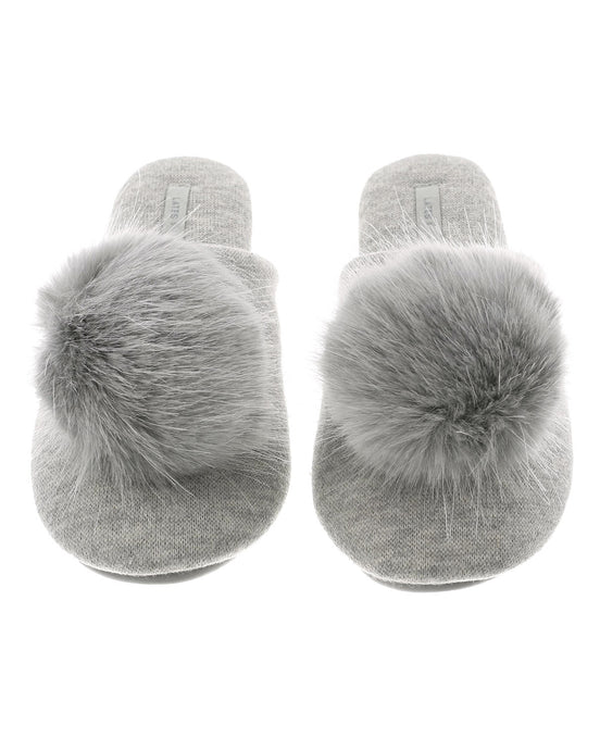 Slippers | Light Grey