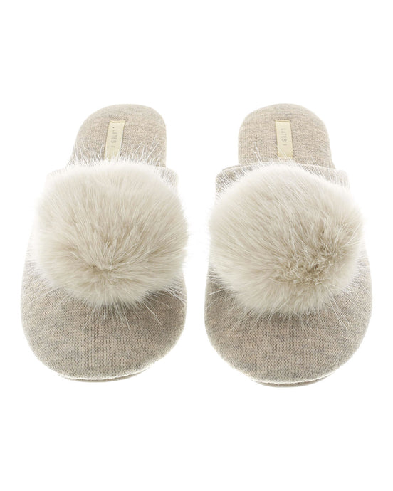 Slippers | Oatmeal