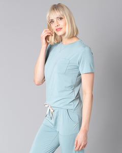JAM PANTS SET Dusty Teal