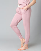 JAM PANTS SET Dusty Rose