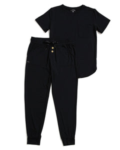 JAM PANTS SET Black