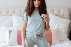 JAM PANTS SET Desert Sage