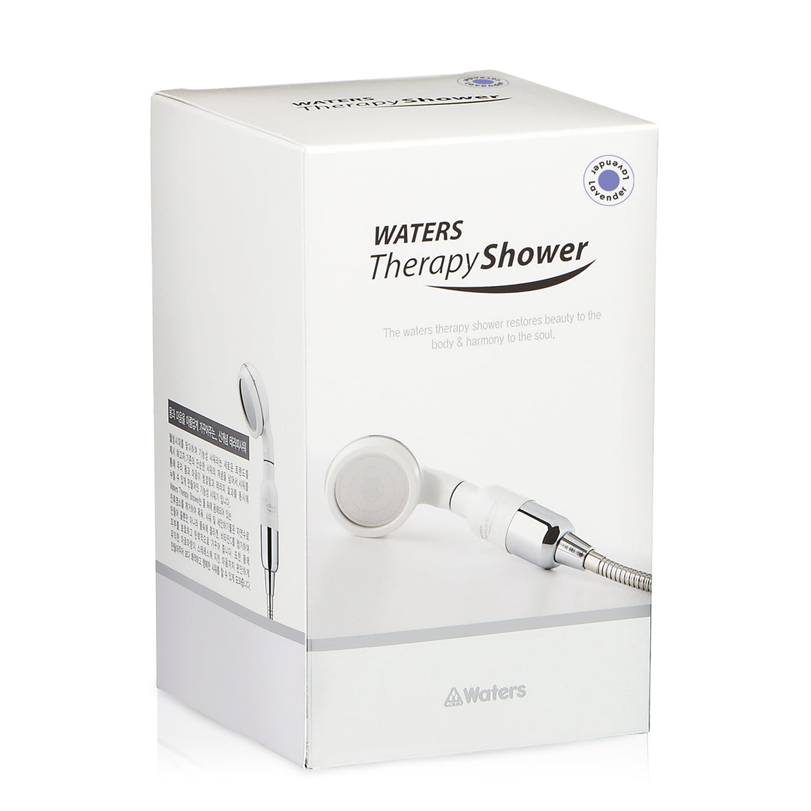 Therapy Shower Deluxe Lavender - Waters Co Australia