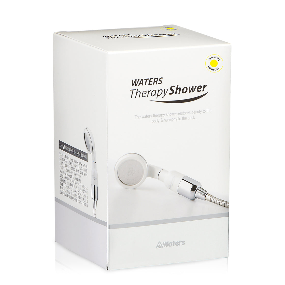 Therapy Shower Deluxe Lemon - Waters Co Australia