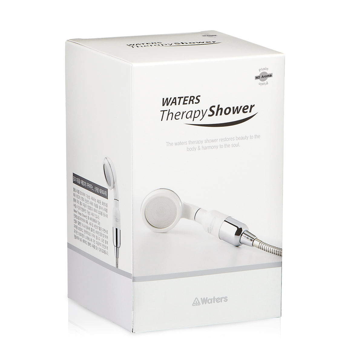 Therapy Shower Deluxe Neutral - Waters Co Australia